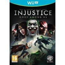 [UK] Injustice - Gods Among Us ( Götter unter uns) (WII U) für 11,97€ @ TheGamescollection