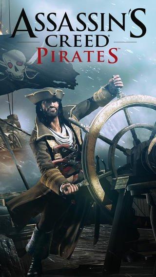 Assassin's Creed Pirates für 2,46 € anstatt für 4,49 € im iTunes Store