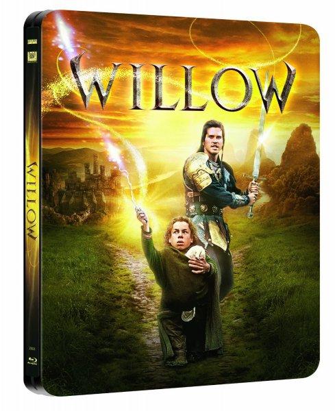 [Zavvi.com] Verschiedene Steelbooks unter 10 € wie z.b. Willow (Klassiker) - Steelbook  Blu-ray mit Gutschein ( STEEL1)  für 9,57 €