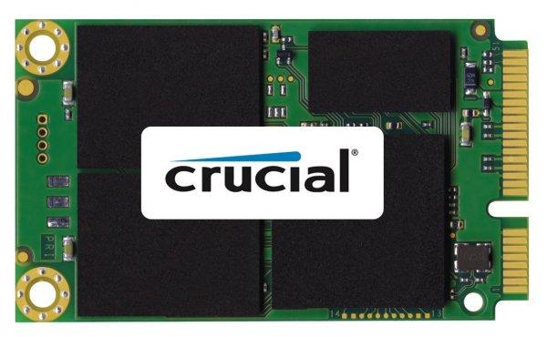 NEUER BESTPREIS: Crucial M500 SSD 240GB mSATA (CT240M500SSD3)