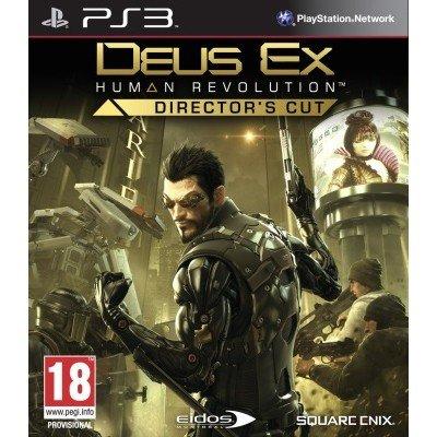 Deus Ex: HR Director's Cut mit dt.Ton [PC 8,1€ inkl. VSK] [PS3/XBOX360 11.9€ inkl. VSK]