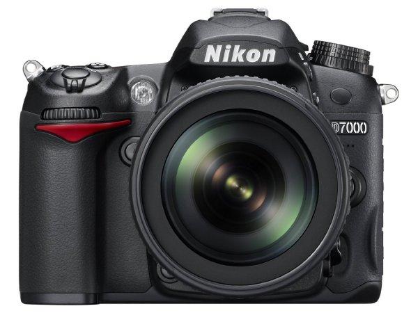 Nikon D7000 Kit inkl. AF-S DX 18-105 VR