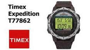 [Amazon.co.uk] Timex Herren-Armbanduhr XL T77862 Expedition mit Digitalen Kompass