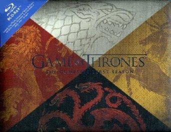Game of Thrones Staffel 1 Gift Set (Mit Drachen Ei) [Blu-ray] @amazon.it