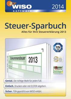 WISO Steuer-Sparbuch 2014 (Downloadversion Windows)