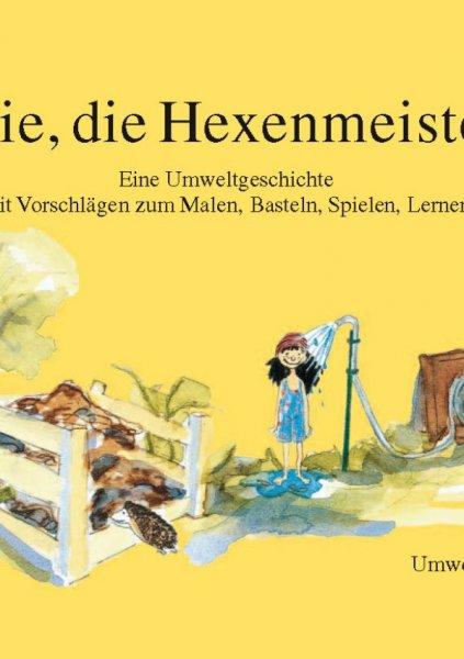[Umwelt-Bundesamt] Marie, die Hexenmeisterin - Eine Umweltgeschichte mit Vorschlägen zum Malen, Basteln, Spielen, Lernen (39 Seiten) / Marius, die Wasserzaubermaus (39 Seiten) usw.
