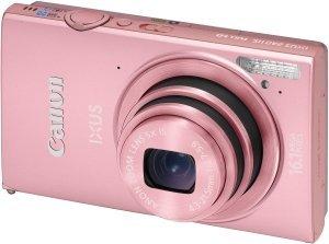 Canon Ixus 240 HS rosé für 119€- 16,1 Megapixel Kompaktkamera für 119€@ Comtech
