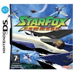 (UK) Starfox Command [Nintendo DS] für 9,75€ @ Zavvi
