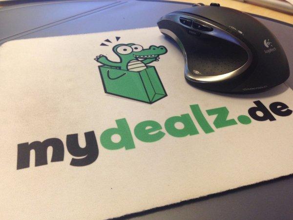 Selbstgestaltetes Mousepad, z.B. mit Foto nur 0,76€ incl. Versand