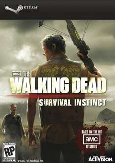 [Steam]The Walking Dead™: Survival Instinct[Pc] 10,00€ statt 49,99€ -80% Reduziert