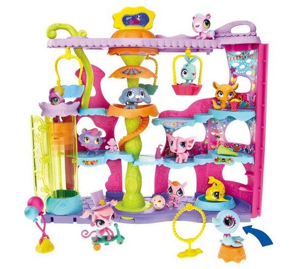 Hasbro Littlest Pet Shop (A0208) für 25,37 € @Pixmania