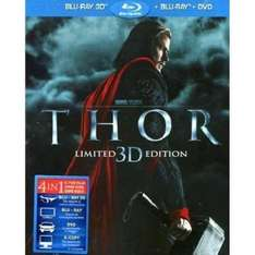 [Zeemo.de] Thor Limitierte 3D Edition [Blu-Ray 3D+Blu-Ray Disc+DVD] & Captain America - The First Avenger Limited Edition [Blu-ray 3D+Blu-Ray+Dvd+Digital Copy] je für 12,99€