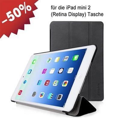 Wieder da: EasyAcc Apple iPad mini 2 (Retina Display) Tasche mit Gutscheincode ab 3,99€