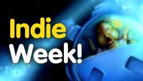 Indie Week @greenmangaming.com