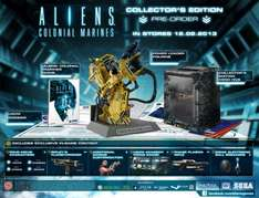 [Game.uk] Aliens Colonial Marines Collector's Edition (PS3) für ca. 20,58 € inkl . Vsk
