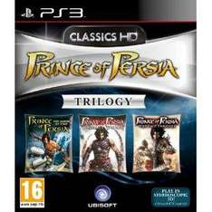 Prince Of Persia Trilogy HD (PS3) für 12,49 € @ Play.com