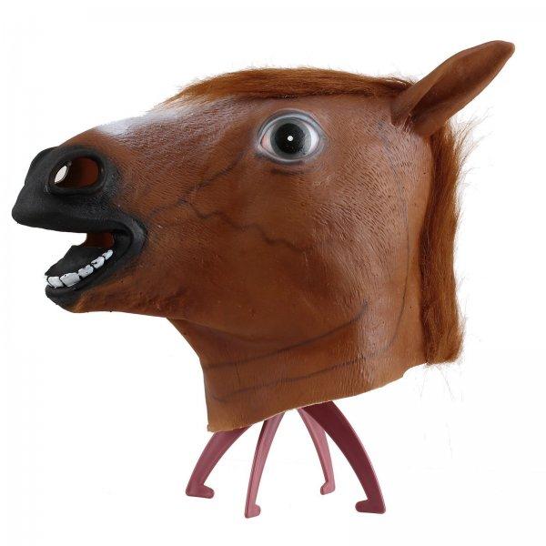 (CN) Pferdemaske (Horse Mask) für je  6,24€ @ ebay