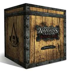 [Game.uk] Assassins Creed IV: Black Flag Buccaneer Edition (PS3&XBOX360) für ca. 48,38 € inkl. Vsk