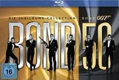 DMAX-Magazin Jahres Abo + Bond 50 - Blu-ray Jubiläums-Collection für 105€