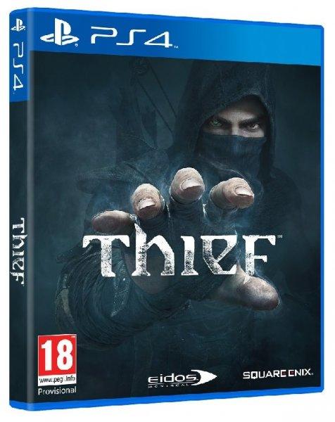 Thief (PS4) - ebay - UK-Import / Spiel auf Deutsch für 53,90€