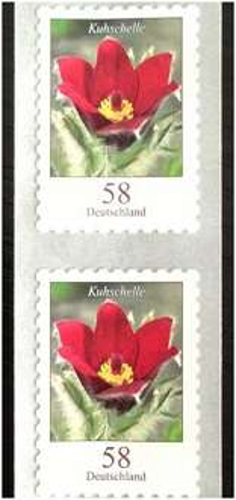 [ebay] Briefmarken 2 x 0,60 € für 1,10 € (5 Cent Ersparnis pro Briefmarke)