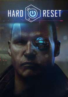 Hard Reset Artbook