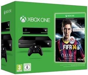 [computeruniverse.net] Xbox One 500GB Fifa 14 Bundle