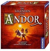 Gute Preise für Legenden von Andor (21€) , Pandemie (21€) und Zug um Zug Europa (22€) bei Buch.de