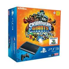 Playstation 3 12GB super slim + Skylanders Giants Starter Pack