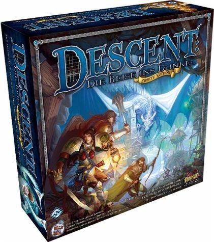 Descent: Die Reise ins Dunkel 2. Edition [Brettspiel]