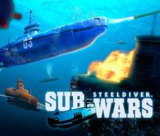 Steel Diver: Sub Wars (Nintendo 3DS)