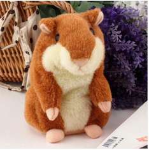 "Sprechender Hamster ""Mimicry Pet"""