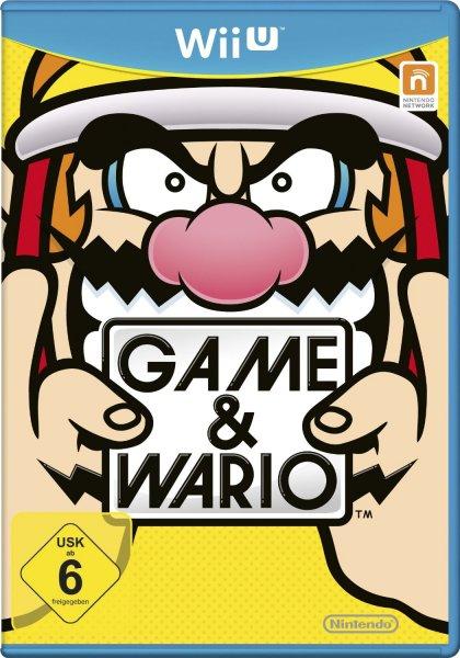 (UK) Game & Wario [Wii U ] für ca. 24,37€ @ GamesCentre