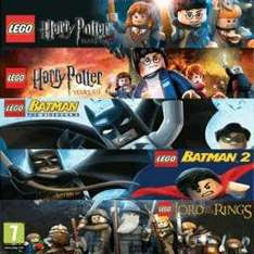 [STEAM] LEGO Super Bundle (oder auch einzeln im Angebot) bei game.co.uk