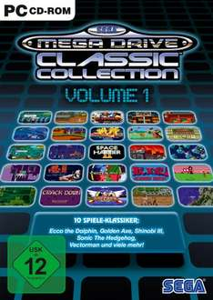 [DRM free] MegaDrive Genesis Classics Collection 1-5