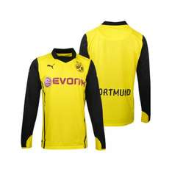 BVB Champions League Trikot Langarm 2013/2014