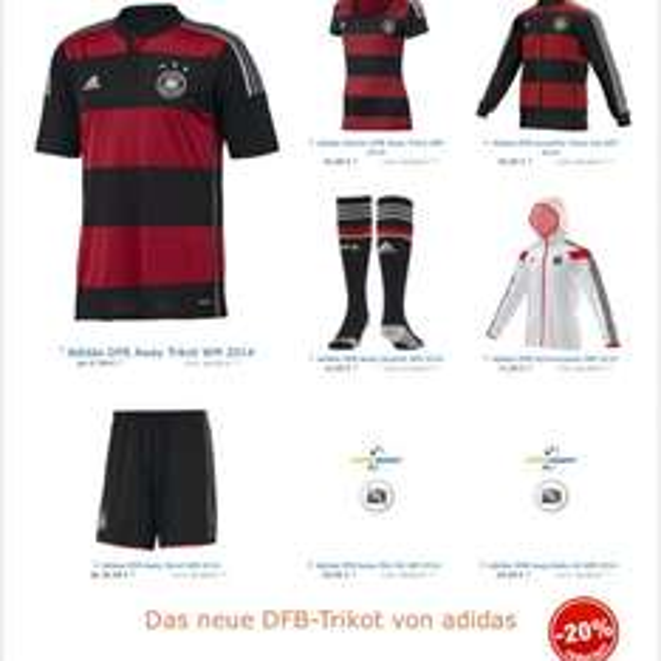Neues DFB Trikot