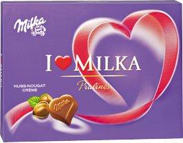 """""""I love Milka"""" verschiedene Sorten bei Kaufland (evtl. lokal) für -.99 nur noch diese Woche"""