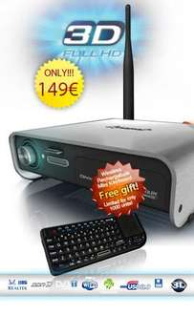 Xtreamer Prodigy 3D FULL HD Media Streamer