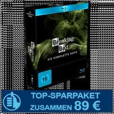 James Bond Jubiläums-Collection! ODER  Blu-ray-Box von Breaking Bad + CINEMA Abo 99 bzw 89 Euro