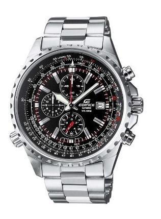 Casio Edifice Herren-Armbanduhr Chronograph Quarz EF-527D-1AVEF
