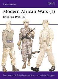 "Gratis Osprey MAA183 ""Modern African Wars (1): Rhodesia"