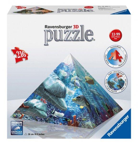 Ravensburger Puzzle Unterwasserwelt Pyramide ab 9,99€ @Galeria Kaufhof