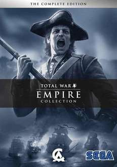 [Steam] Empire: Total War Collection bei Gamefly Digital für ca. 4,88€