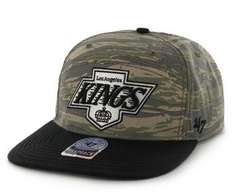 47 Brand - Hoopes - Los Angeles Kings (Snapback Kappe)