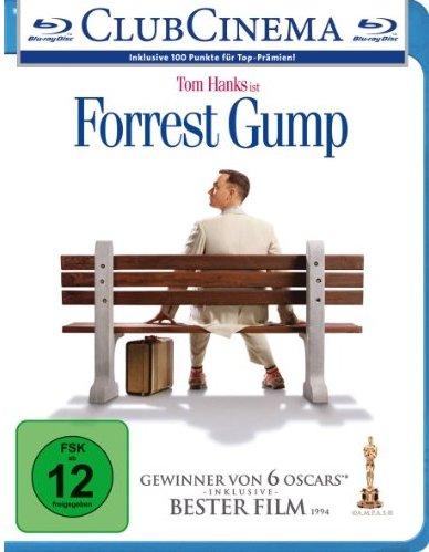 """[Blu-Ray] Forrest Gump 7.97€+GGF3€=> """"Kauf Forrest, kauuuf!"""""""