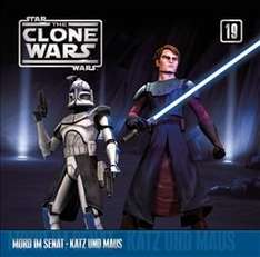 Star Wars - The Clone Wars, alle CDs zum Download bei Saturn für 2,99 Euro