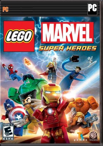 [STEAM] LEGO Marvel Super Heroes @amazon.com