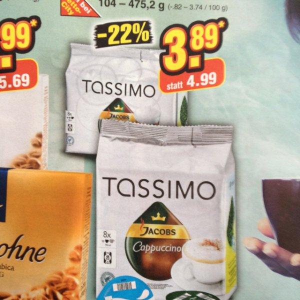 [Netto] Jacobs Tassimo verschiedene Sorten