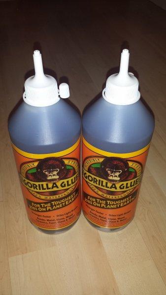 1l Gorilla Glue für 9,99€